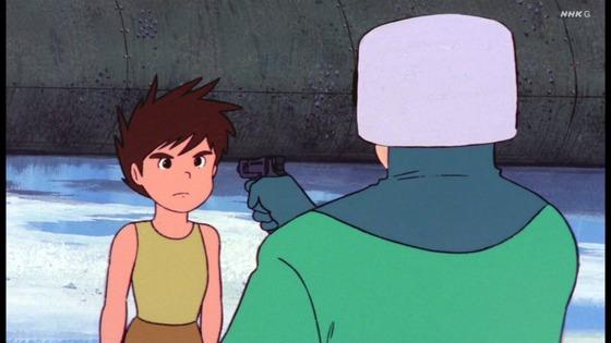 「未来少年コナン」第19話感想 画像  (128)