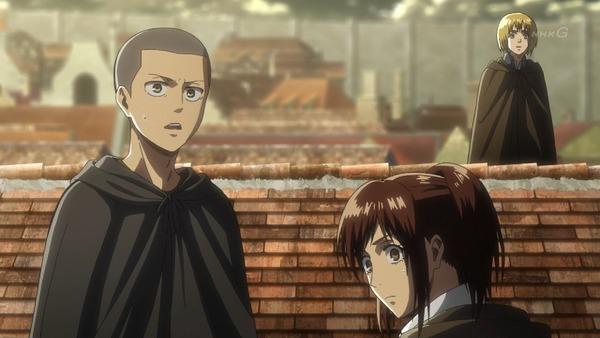 「進撃の巨人 Season3」(3期 2話)39話 (20)