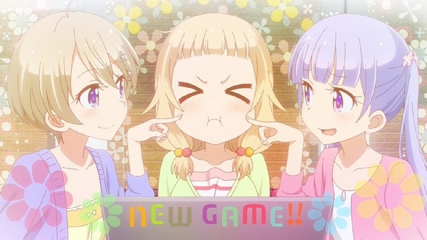 「NEW GAME!!」2期 6話 (42)