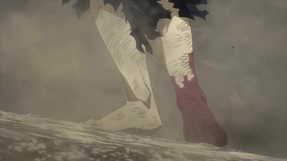 「僕のヒーローアカデミア」112話(5期 24話)感想 (113)