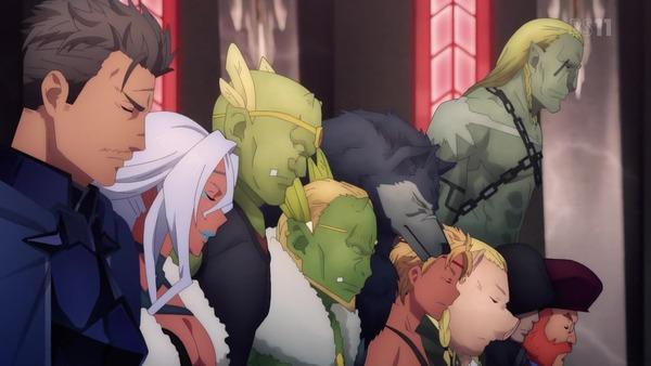 「SAO アリシゼーション」2期 4話感想 (16)