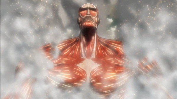 「進撃の巨人 Season2」32話 (15)