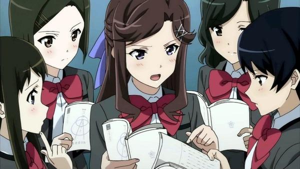 「少女☆歌劇 レヴュースタァライト」9話 (16)