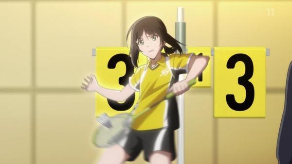 「はねバド!」5話感想  (21)