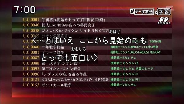 「機動戦士ガンダム ユニコーンRE0096」 (1)