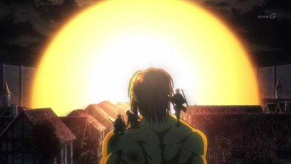 「進撃の巨人」52話感想 (34)