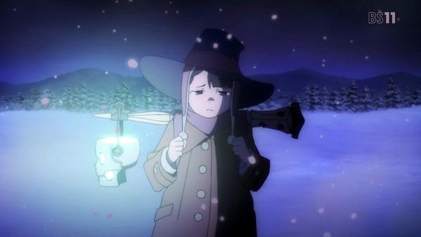 「リトルウィッチアカデミア」16話 (34)