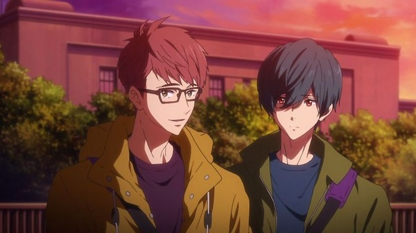 「Free! Dive to the Future」3期 2話感想 (33)