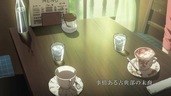 「氷菓」第3話感想 画像  (9)