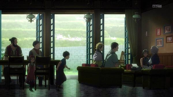 「ヴァイオレット・エヴァーガーデン」4話 (43)