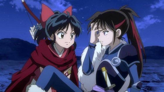 「半妖の夜叉姫」第8話感想 画像 (118)
