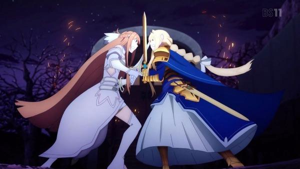 「SAO アリシゼーション」2期 10話感想 画像 (11)