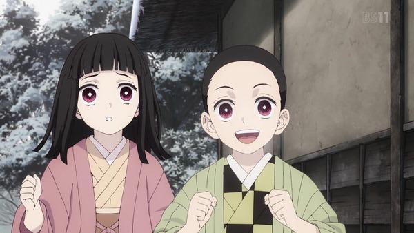 「鬼滅の刃」第1話感想  (2)
