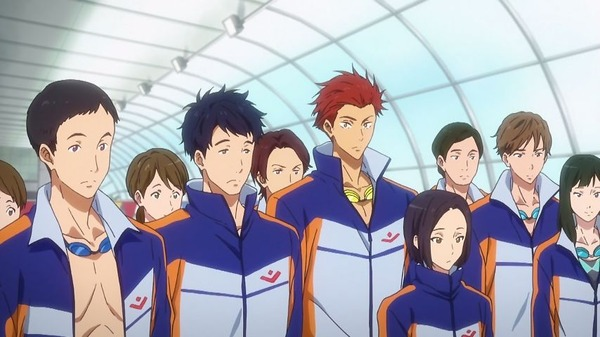 「Free! Dive to the Future」3期 1話 (30)