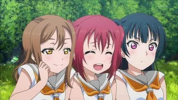「ラブライブ! サンシャイン!!」2期 2話 (28)