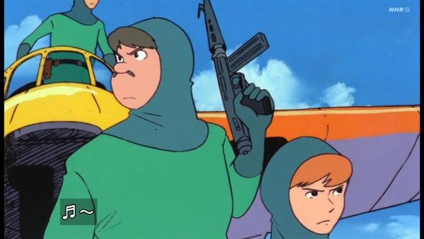 「未来少年コナン」第1話感想 画像 (116)