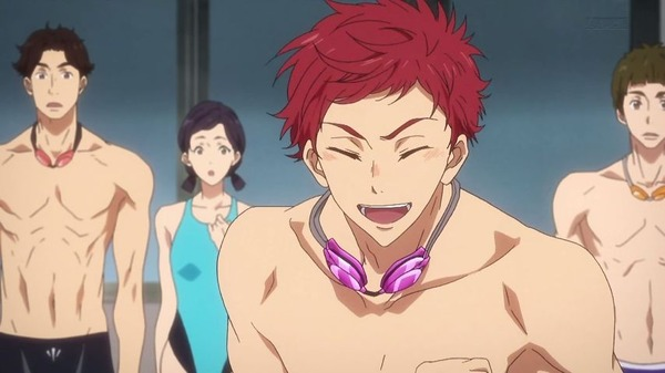 「Free! Dive to the Future」3期 1話 (32)