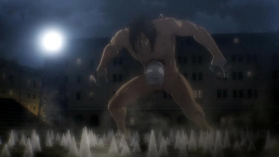 「進撃の巨人」65話(4期 6話)感想  (74)
