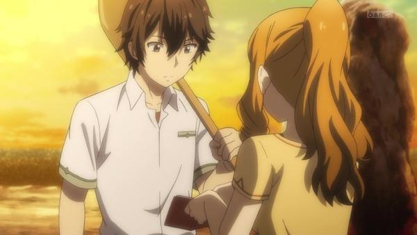 「この世の果てで恋を唄う少女YU-NO」8話感想 (62)