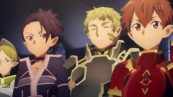 「SAO アリシゼーション」2期 11話感想 画像 (32)
