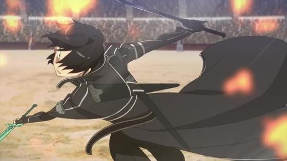 「SAO ソードアート・オンライン」10話感想 (19)