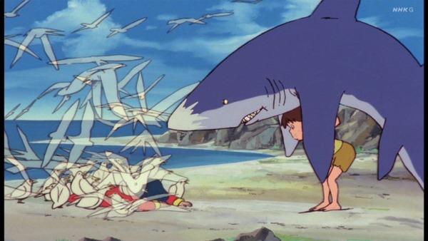 「未来少年コナン」第1話感想 画像 (33)