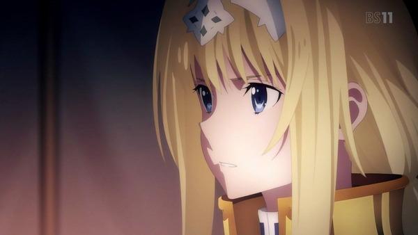 「SAO アリシゼーション」2期 10話感想 画像 (27)