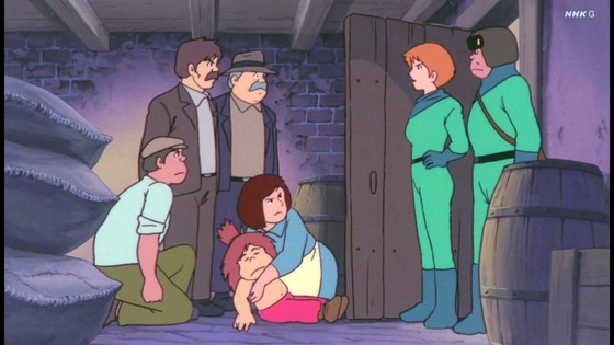 「未来少年コナン」第18話感想 画像 (43)