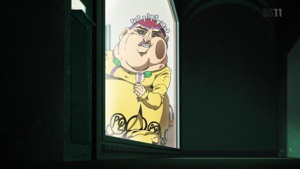 「ジョジョの奇妙な冒険 5部」4話 (57)