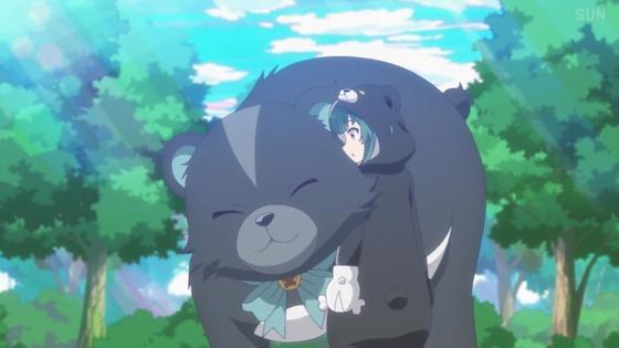 「くまクマ熊ベアー」第3話感想 (43)