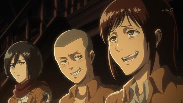 「進撃の巨人 Season3」(3期 11話)48話感想 (16)