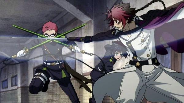 終わりのセラフ 名古屋決戦編 (1)