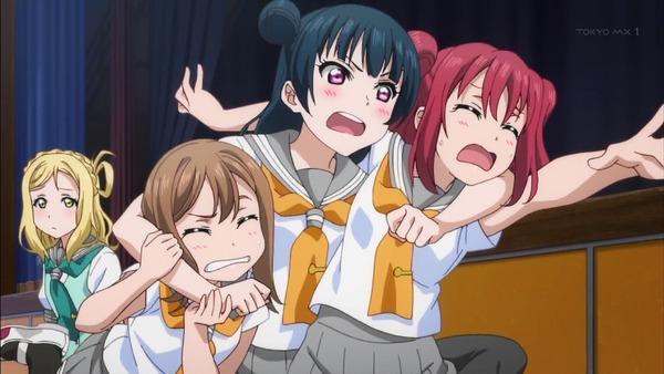 「ラブライブ! サンシャイン!!」2期 3話 (8)