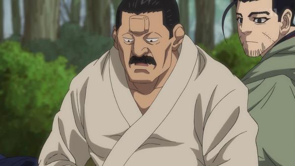 「ゴールデンカムイ」15話(2期 3話) (62)