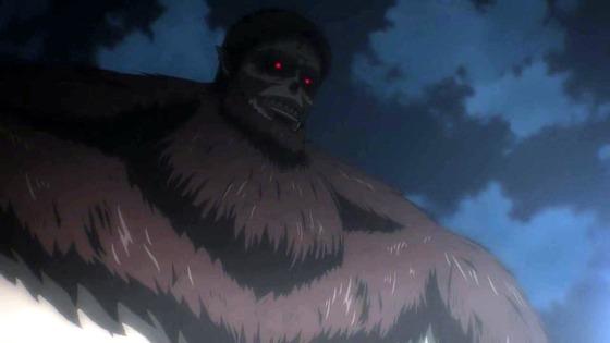 「進撃の巨人」66話(4期 7話)感想 (19)