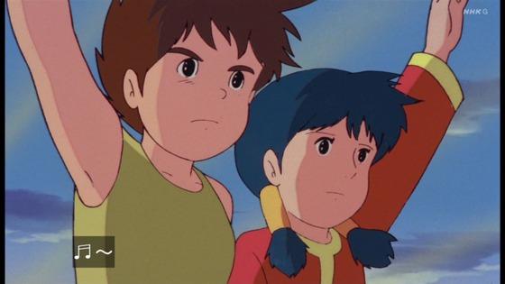 「未来少年コナン」第26話感想(実況まとめ)画像 (78)