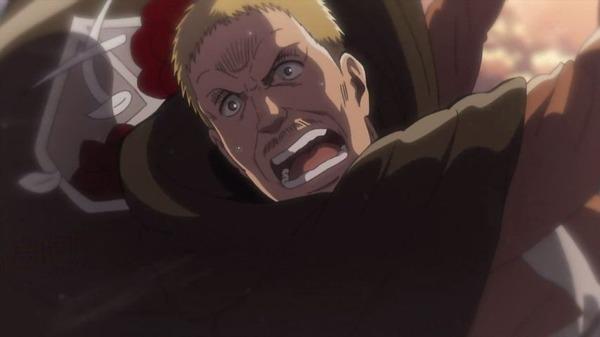 「進撃の巨人 Season2」37話 (34)