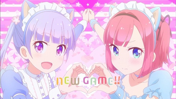 「NEW GAME!!」2期 8話 (30)