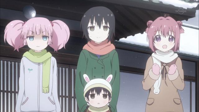 ゆるゆり さん☆ハイ! (31)