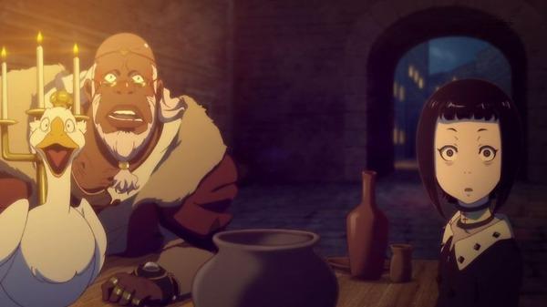 「神撃のバハムート VIRGIN SOUL」3話感想 ニーナの師匠としてファバロの名前が!アザゼルさん討伐に王が動く!!(画像)