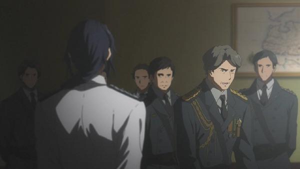 「ヴァイオレット・エヴァーガーデン」12話感 (3)