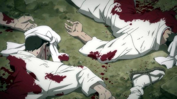 「どろろ」第8話 感想 (13)