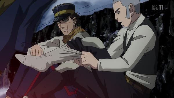 「ゴールデンカムイ」2話 (133)