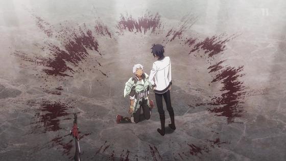 「魔王学院の不適合者」第1話感想 (15)