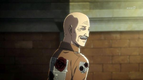 「進撃の巨人 Season3」(3期 6話)43話感想 (38)