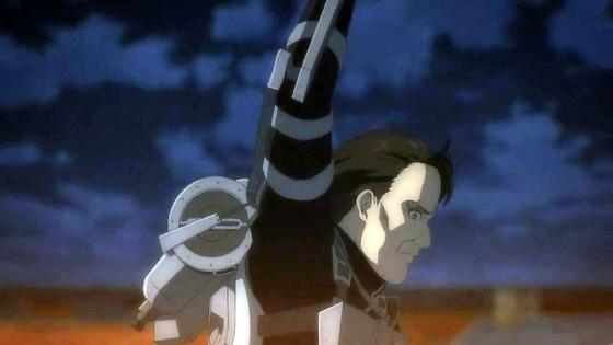 「進撃の巨人」67話(4期 8話)感想  (78)