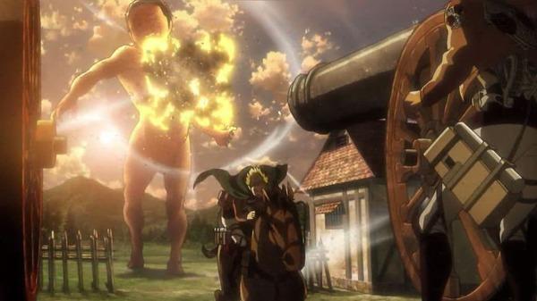 「進撃の巨人 Season2」28話 (15)