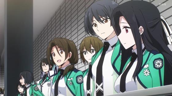 「魔法科高校の劣等生 来訪者編」第2期 1話感想  (36)
