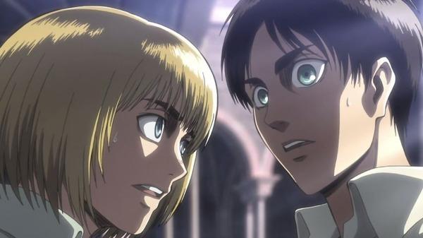 「進撃の巨人 Season2」37話 (89)