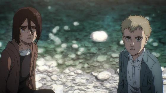 「進撃の巨人」70話(4期 11話)感想 (25)